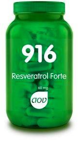 Resveratrol 916 AOV