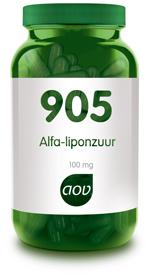 Alfa-Liponzuur 905 AOV