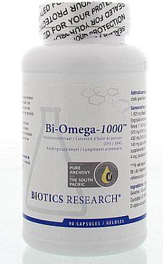 Bi-Omega-1000 Biotics 90 caps.