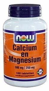Calcium & Magnesium NOW