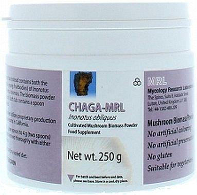 Chaga MRL 250 gram poeder
