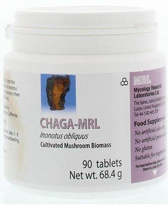 Chaga MRL 90 tabletten