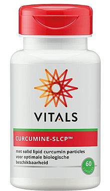 Curcumine SLCP 60 caps.