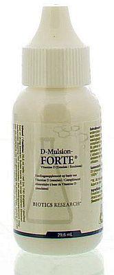 D-mulsion Forte Biotics