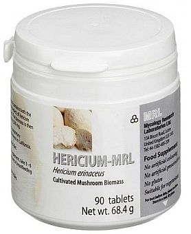 Hericium MRL 90 tabletten