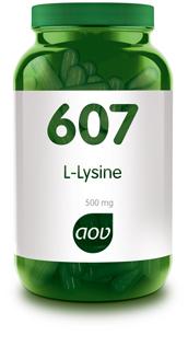L-Lysine 607 AOV