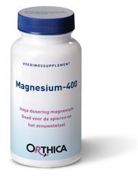 Magnesium 400 Orthica
