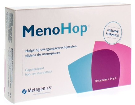 MenoHop Metagenics 30