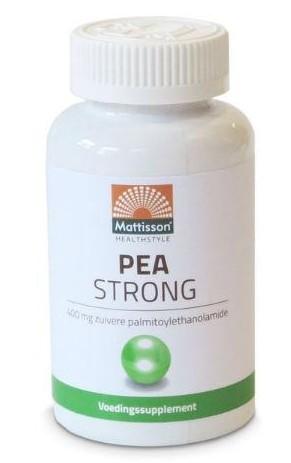 PEA Strong Mattisson