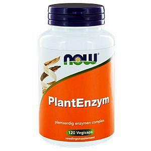 PlantEnzym NOW 120 caps