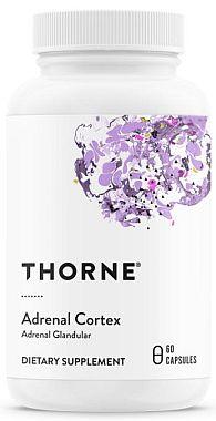Thorne Adrenal Cortex 60 caps