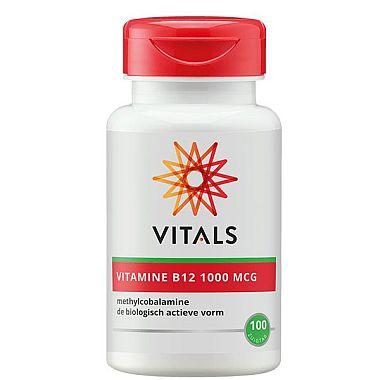 Vitamine B12 Methylcobalamine Vitals