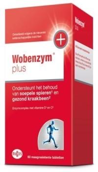 Wobenzym Plus 60 tabletten