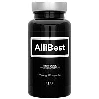 Allibest Knoflook concentraat 120 capsules