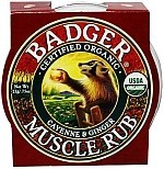 Badger Muscle Rub