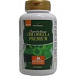 Chlorella Premium 400mg, 300 tabletten Hanoju