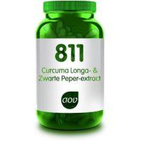 Curcuma Longa-extract en Zwarte Peper 811 AOV