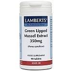 Groenlipmossel extract Lamberts