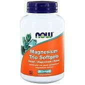 Magnesium Trio 90 Softgels Now