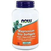 Magnesium Trio 90 Softgels Now