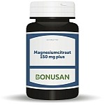 Magnesium citraat 150 mg Bonusan