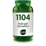 Rode Gist Rijst extract 1104 AOV