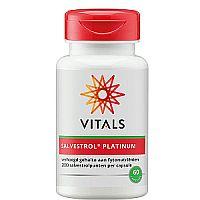 Salvestrol Platinum Vitals 60 capsules