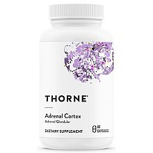 Thorne Adrenal Cortex 60 caps