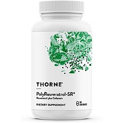 PolyResveratrol-SR van Thorne 60 capsules