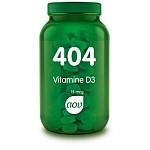 Vitamine D3 15 mcg 404 AOV
